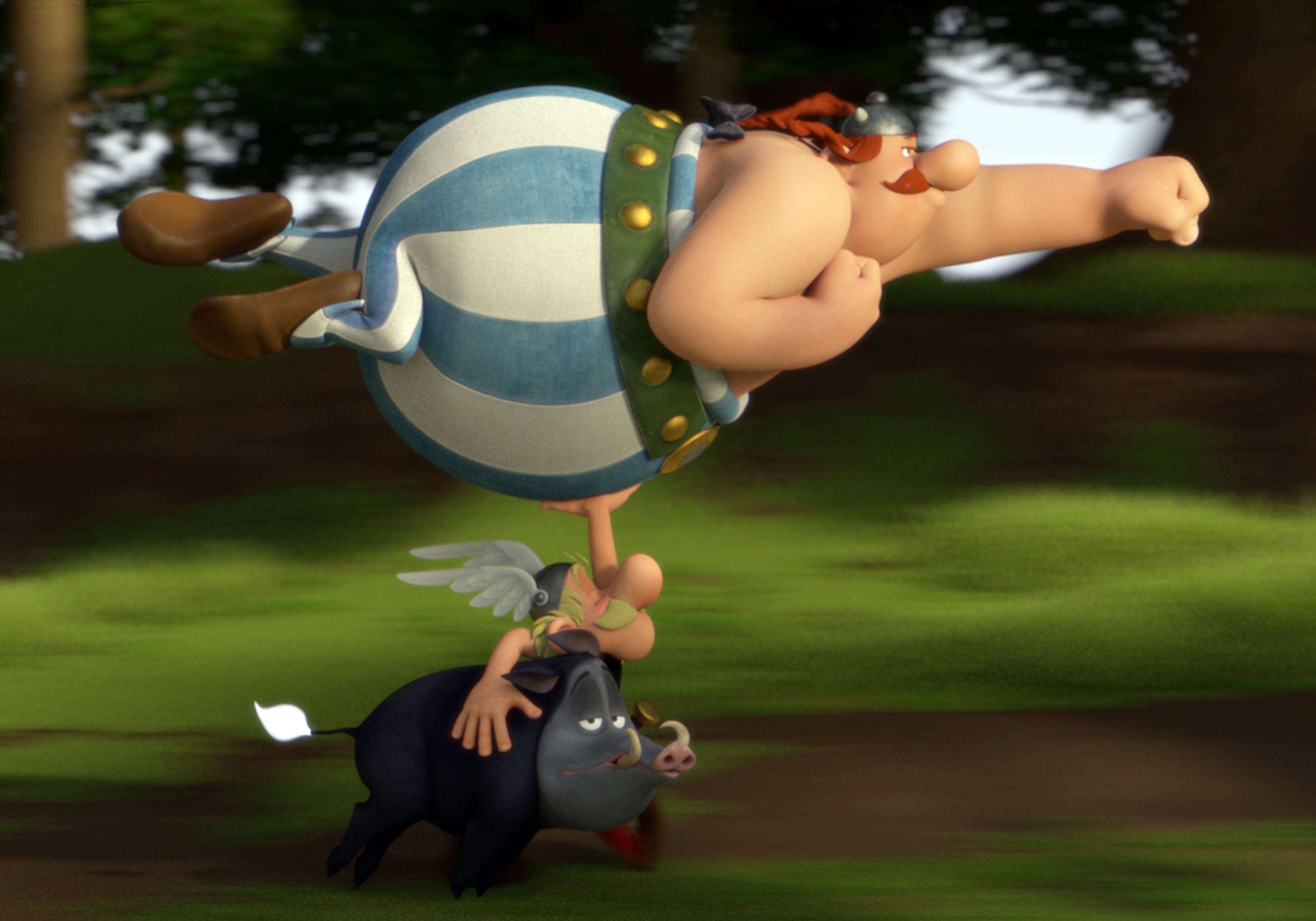 Asterix-La-residencia-de-los-Dioses-Logo